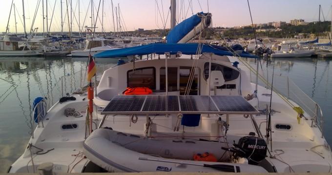 Boat rental Fountaine Pajot Lavezzi 40 in Alghero on Samboat