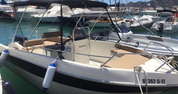 Rental Motorboat in Altea - Shiren  22