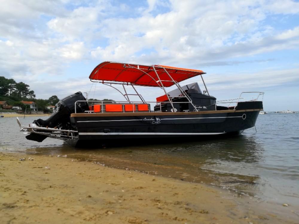 Boat rental Arcachon cheap Beacher V10.2 Croisière