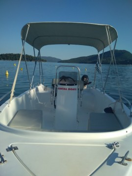 Hire Motorboat with or without skipper Assos Marine Perigiali