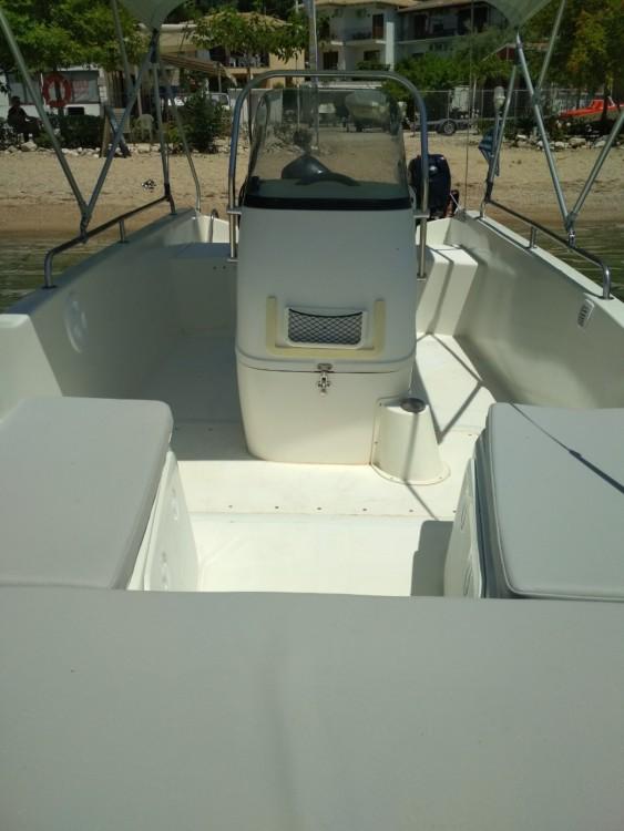 Rental Motorboat in Nydri - ASSOS MARINE A.E BOAT