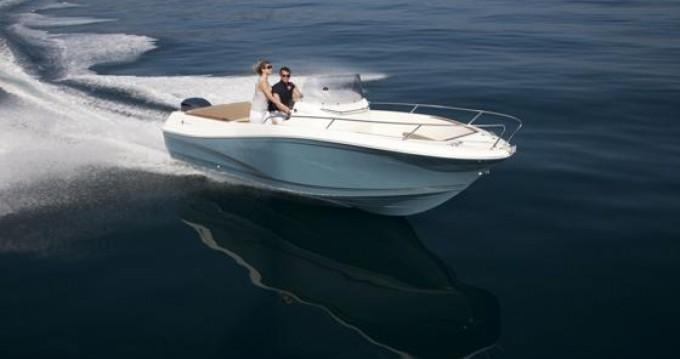 Boat rental Nice cheap Cap Camarat 8.5 WA