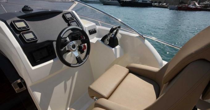 Rental yacht Nice - Jeanneau Cap Camarat 8.5 WA on SamBoat