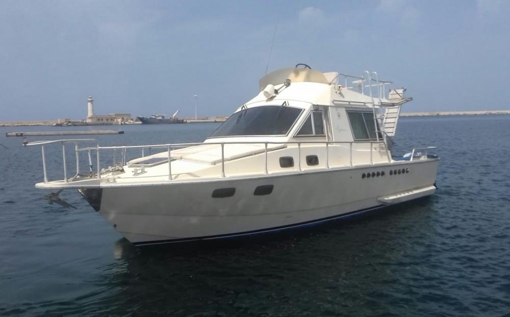 Boat rental Marsala cheap cabinato