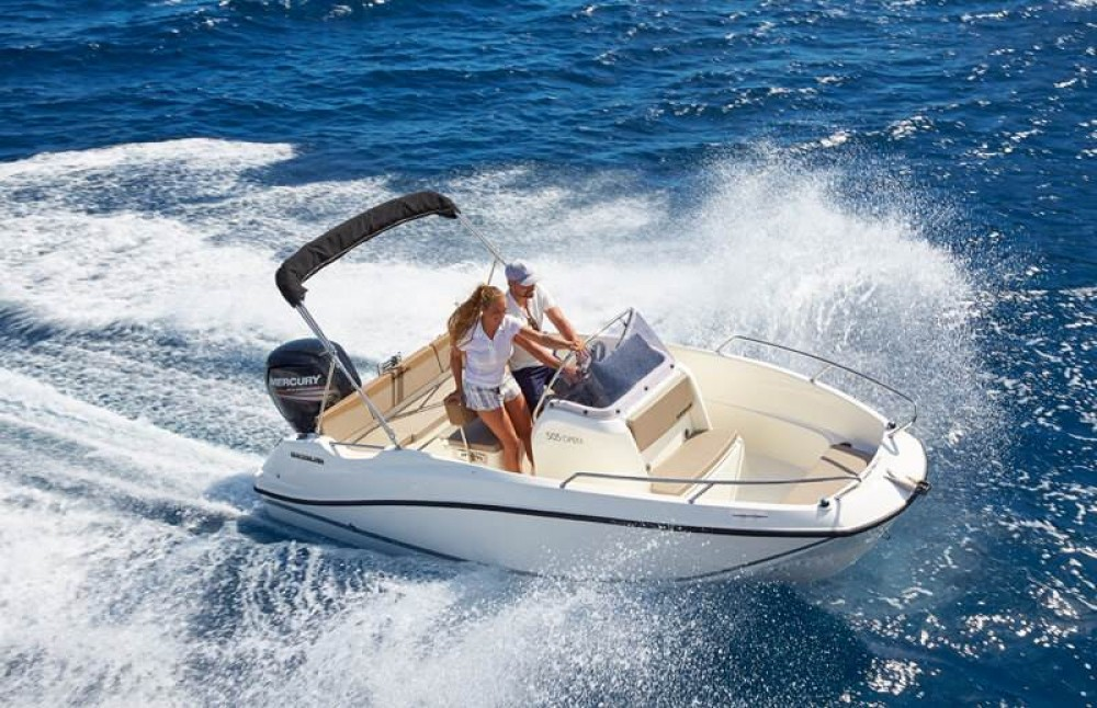 Quicksilver Activ 505 between personal and professional Trogir