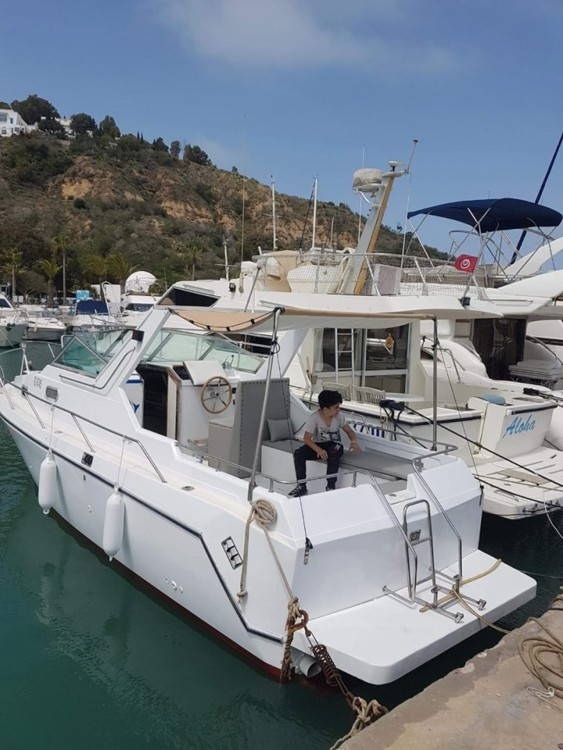 Rental yacht Sidi Bou Said - Bayliner  2010 on SamBoat