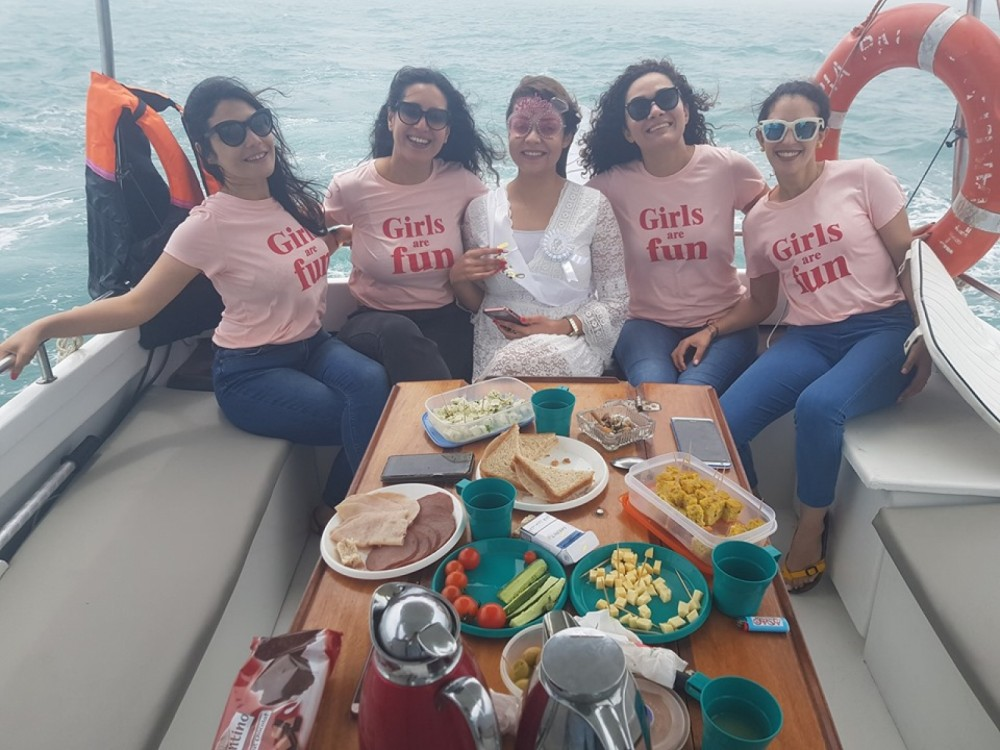 Bayliner  2010 between personal and professional Sidi Bou Said