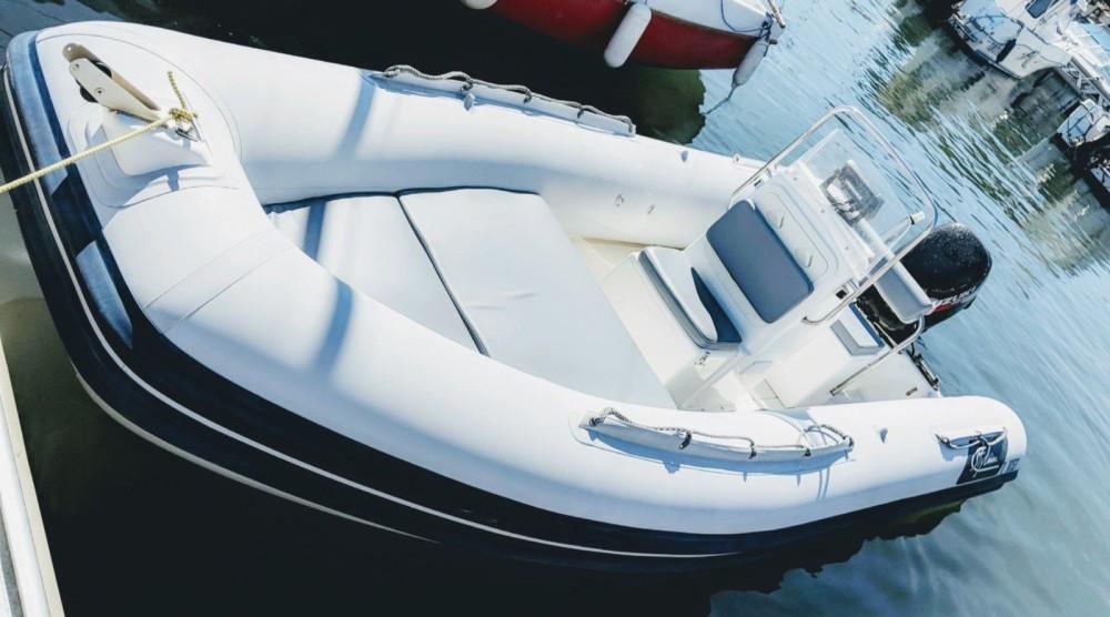 Boat rental Carqueiranne cheap Stylmer 550