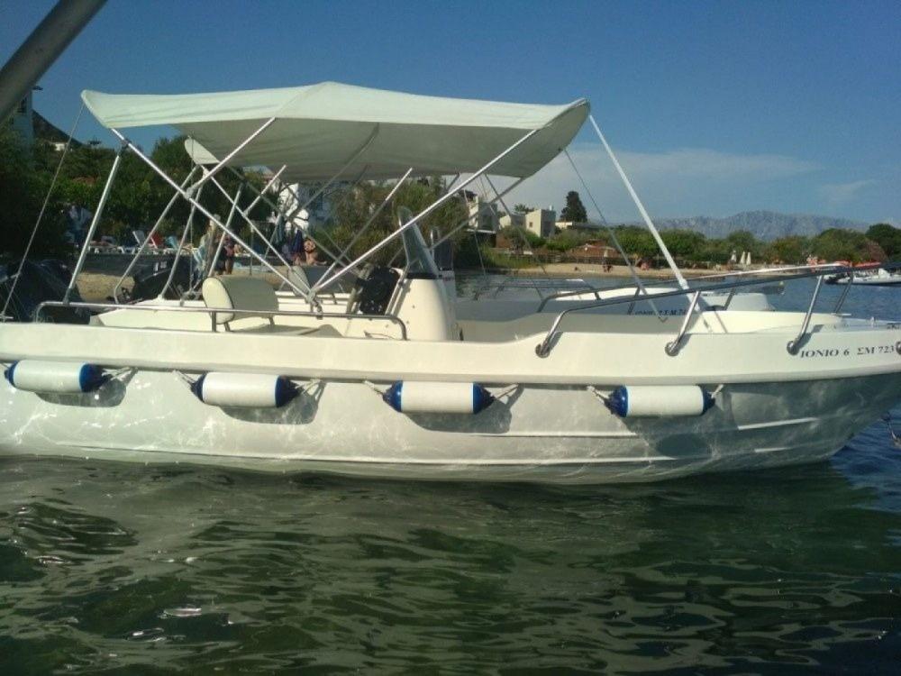 Boat rental ASSOS MARINE A.E BOAT in Nydri on Samboat