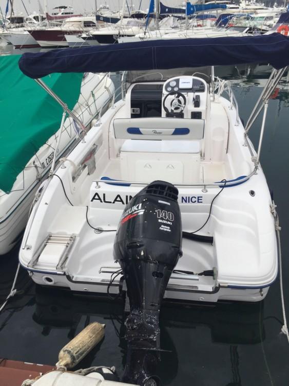 Boat rental Ranieri Shadow 20 in Mandelieu-la-Napoule on Samboat