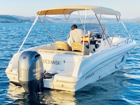 Rental yacht Palma de Mallorca - Pacific Craft Pacific Craft 670 Open on SamBoat