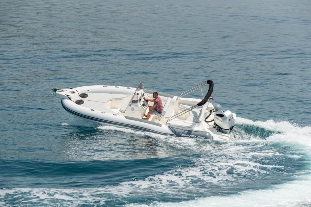 Rental RIB in Trogir - Marlin Boat 790 Pro Dynamic
