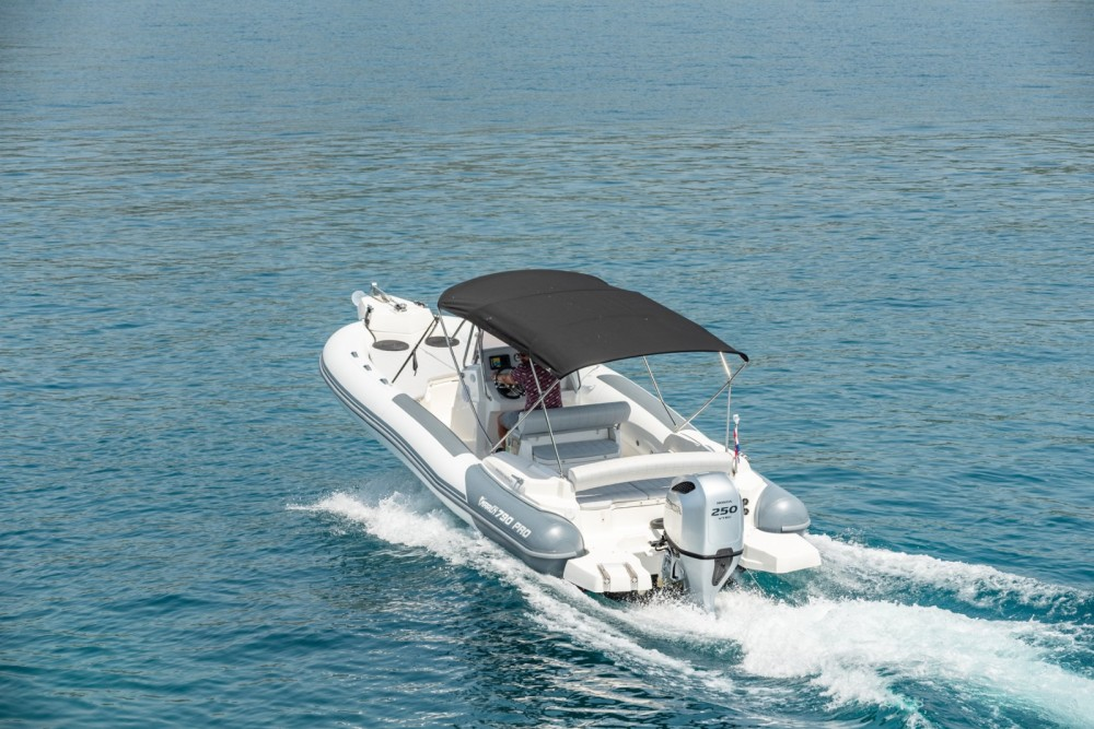 Marlin Boat 790 Pro Dynamic between personal and professional Trogir