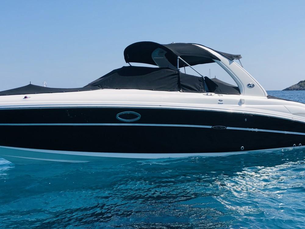 Rental yacht Ibiza - Sea Ray Sea Ray 295 SLX on SamBoat