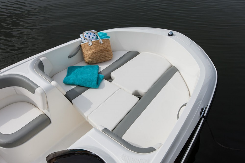 Hire Motorboat with or without skipper Bayliner Bormes-les-Mimosas