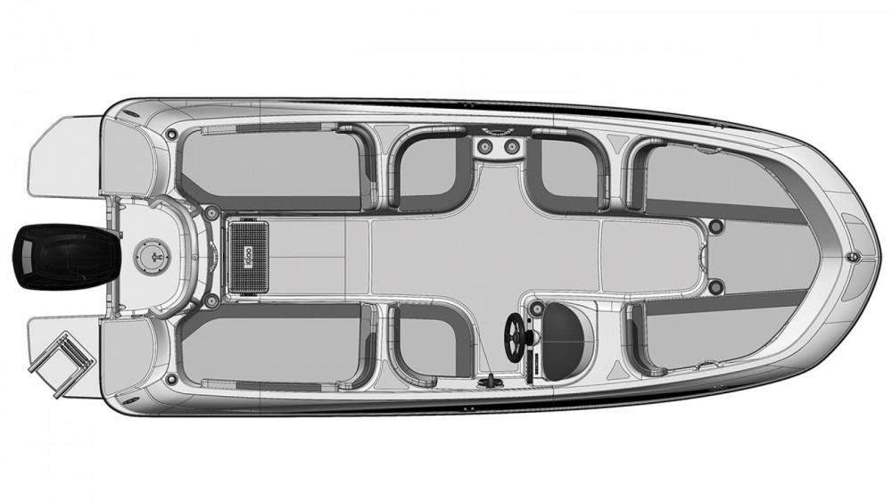 Rental yacht Bormes-les-Mimosas - Bayliner E6 on SamBoat