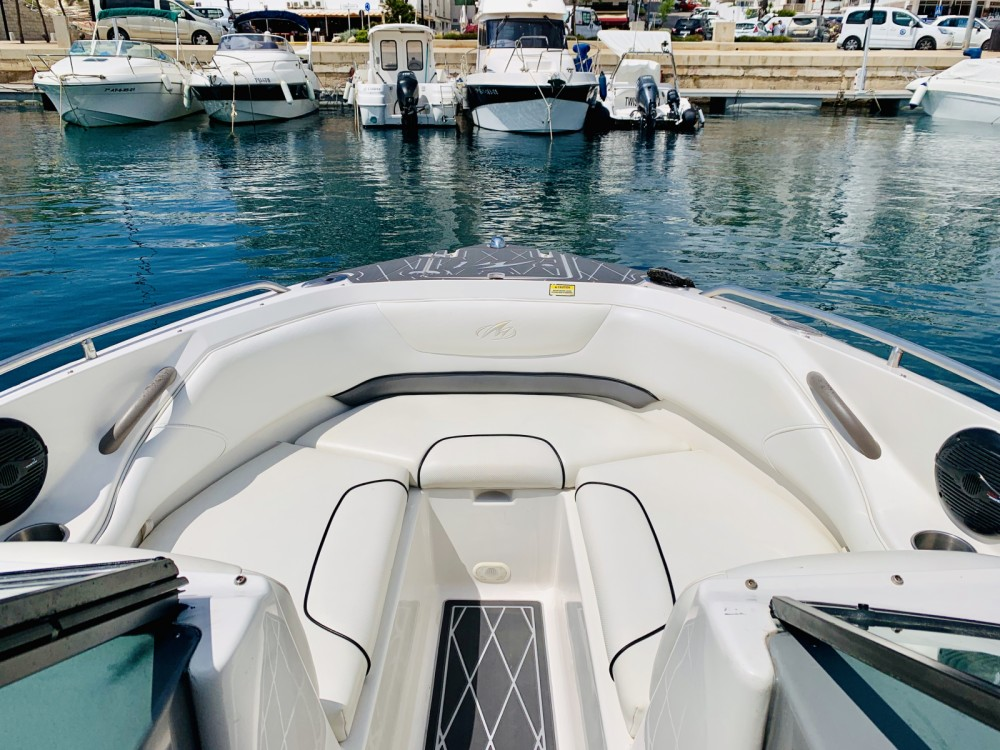 Hire Motorboat with or without skipper Monterey
