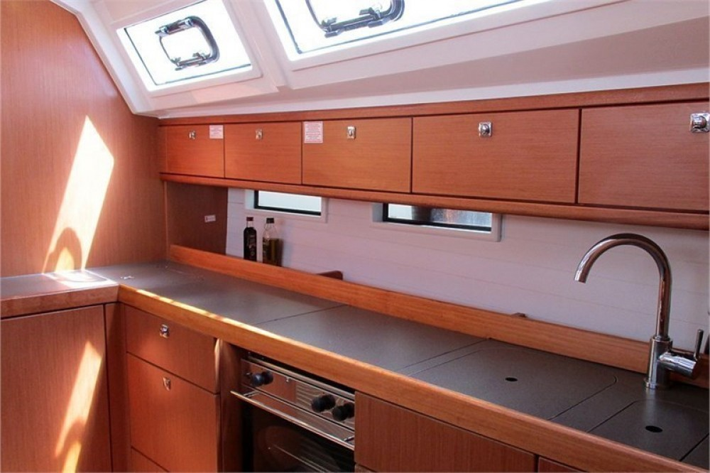 Rent a Bavaria Bavaria 46 Cruiser New San Vincenzo