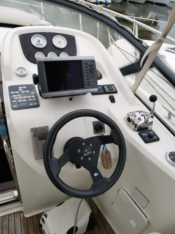 Hire Motor boat with or without skipper Bavaria Mandelieu-la-Napoule