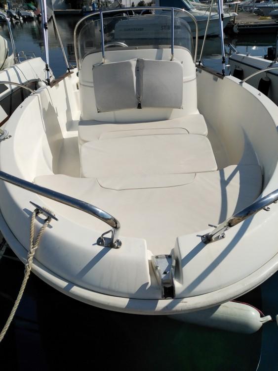 Boat rental Palavas-les-Flots cheap Cap Camarat 545