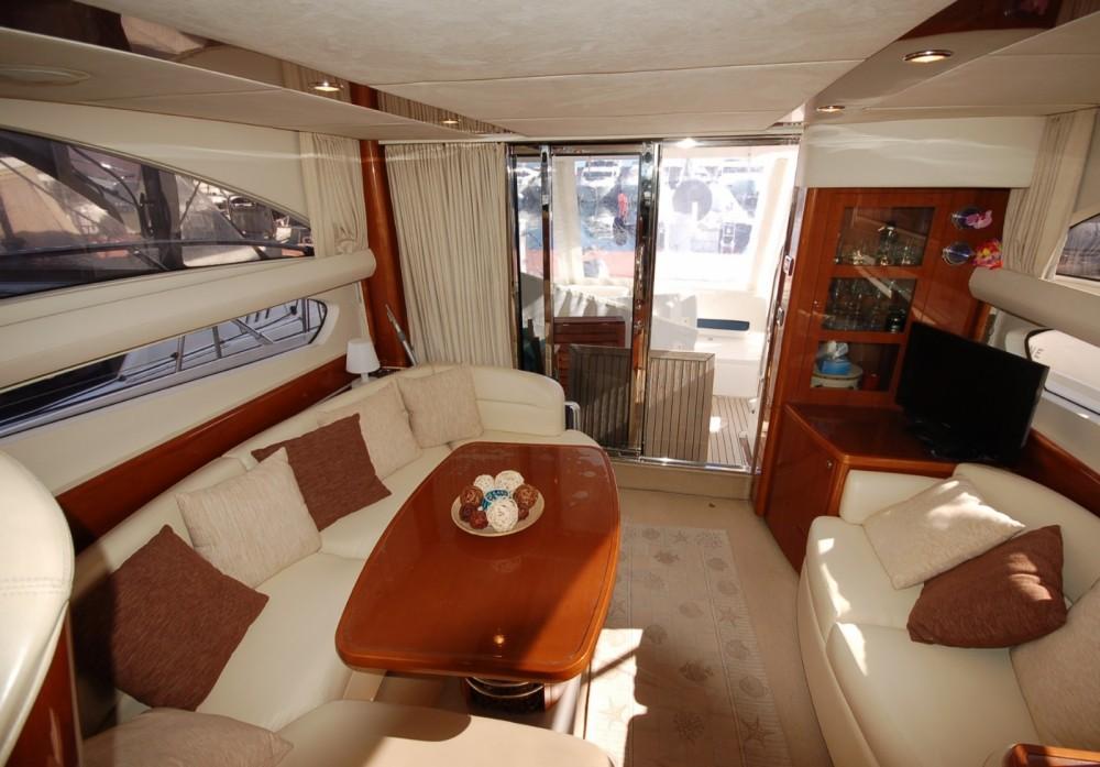 Boat rental Cannes cheap Princess P42