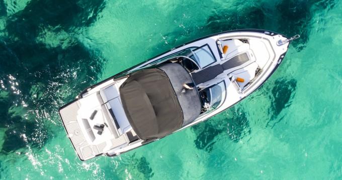Boat rental Ibiza Town cheap 278 SS