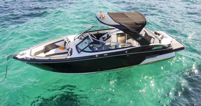 Boat rental Monterey 278 SS in Ibiza Town on Samboat