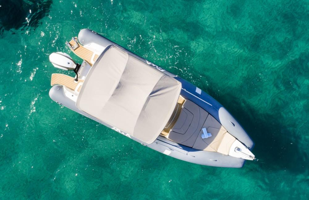 Boat rental  cheap Sport 26 GT