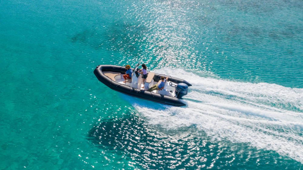Hire RIB with or without skipper Bombard Mandelieu-la-Napoule