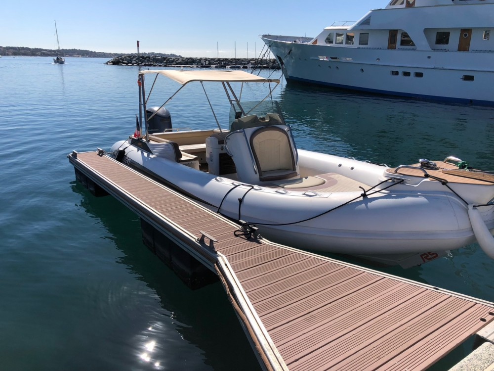 RIB for rent Fréjus at the best price