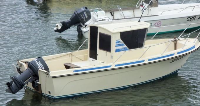 Rental yacht Saint-Quay-Portrieux - Guymarine CHALUTIER GM 5.70 on SamBoat