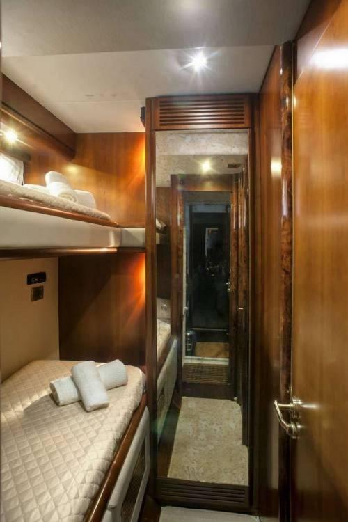 Rental Yacht in Athens - Posillipo Technema