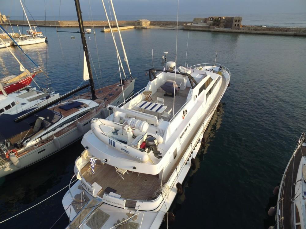 Rental Yacht in Chania Municipality - Princess Princess 85