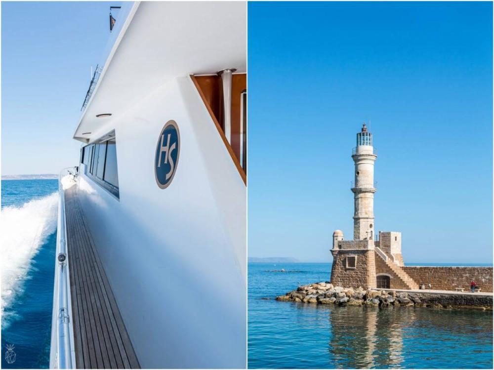 Yacht for rent Chania Municipality at the best price