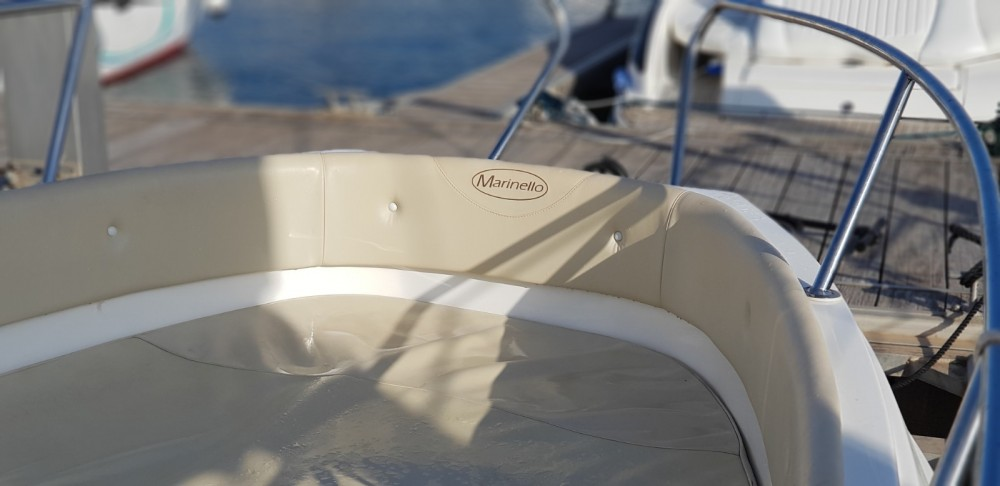 Rental Motorboat in Alicante - Marinello Eden 22