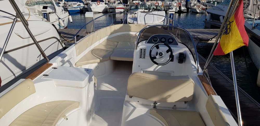 Rent a Marinello Eden 22 Alicante