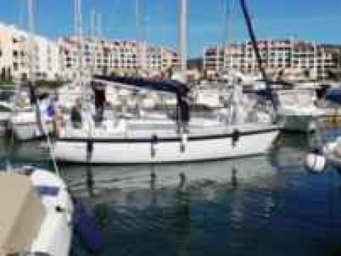 Rental Sailboat Aloa with a permit