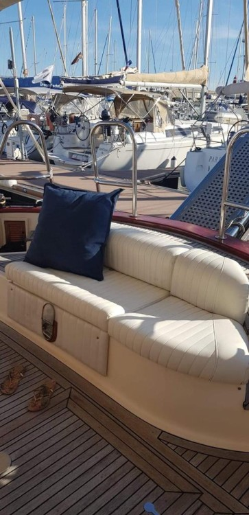 Boat rental Ajaccio cheap 12 SEMICOMBINATO