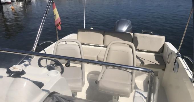 Rental yacht Minorca - Quicksilver Activ 675 Sundeck on SamBoat