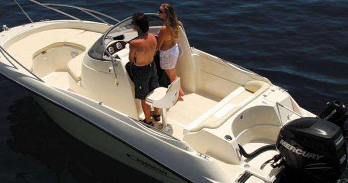 Poseidon Bluewater 6.40 between personal and professional Zakynthos (Island)