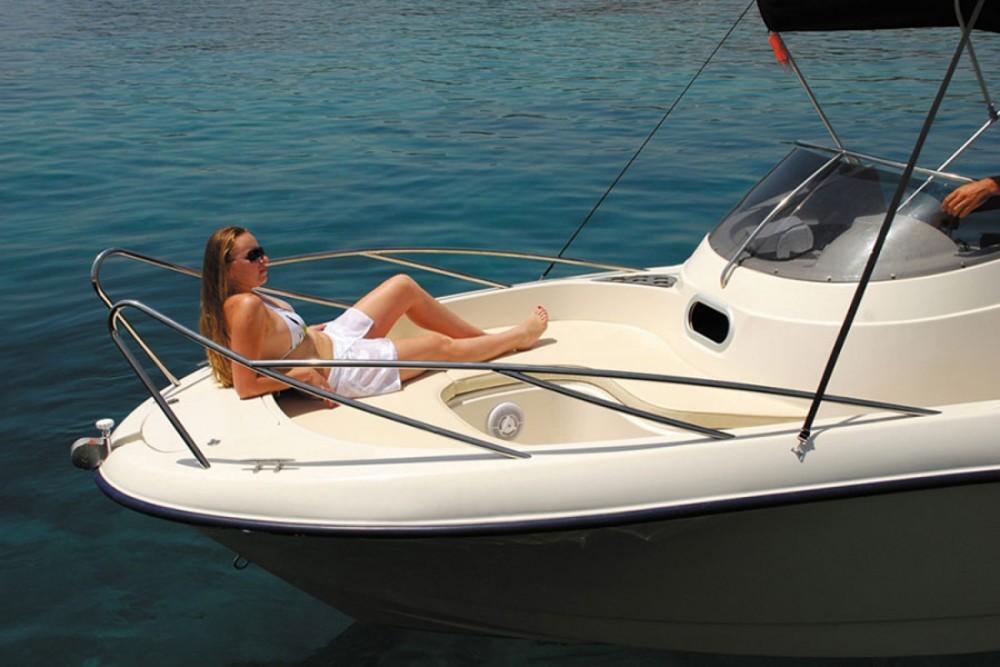 Rent a Poseidon Bluewater 6.40 Zakynthos