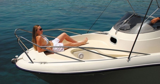 Boat rental Zakynthos (Island) cheap Bluewater 6.40