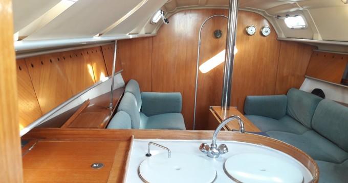 Boat rental Le Grau-du-Roi cheap First 35 S5