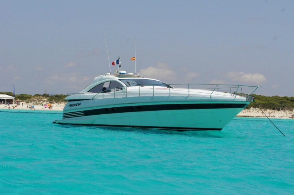Rental Yacht in Cogolin - Pertshing  54