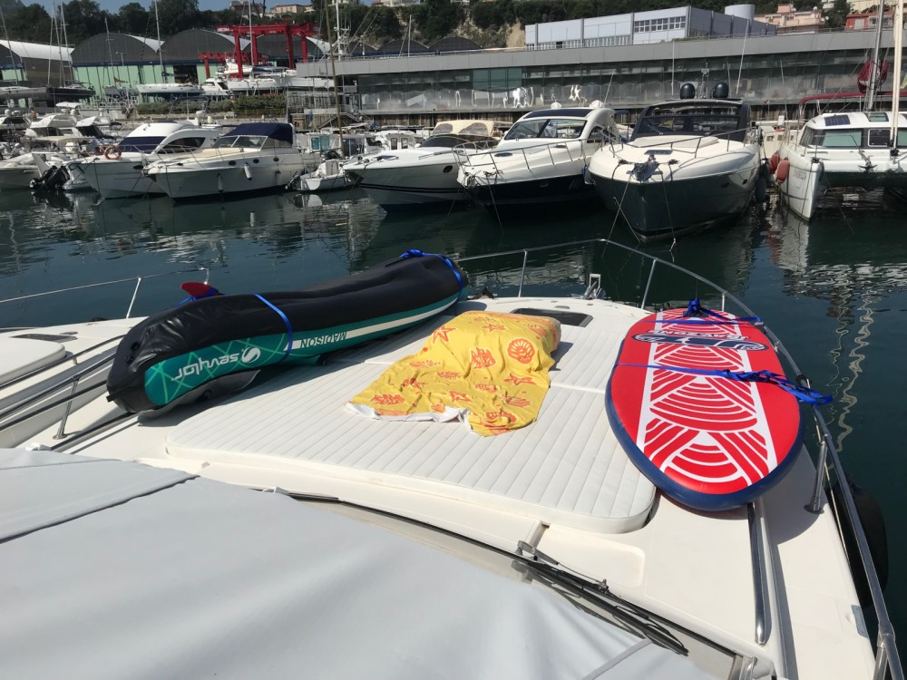 Hire Motorboat with or without skipper Fiart Naples
