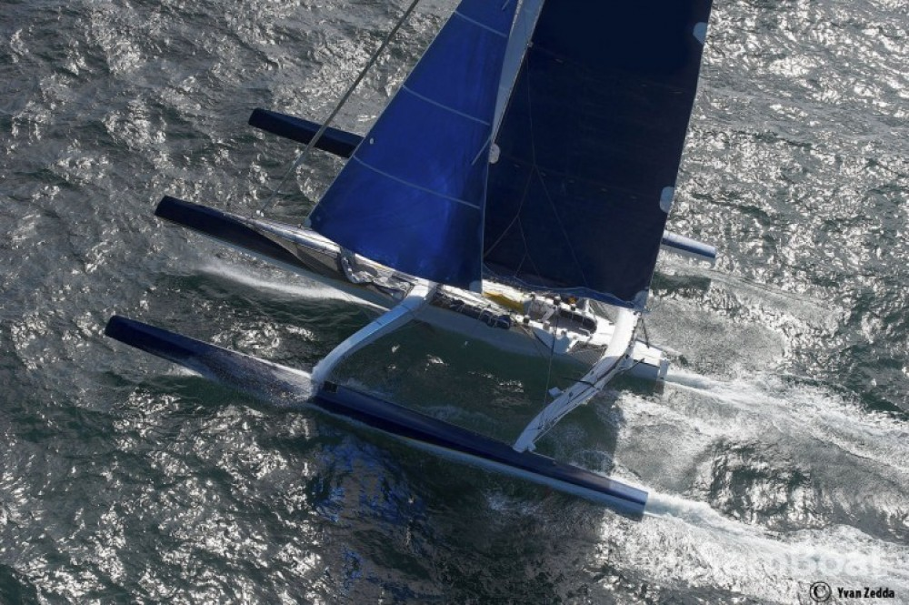 Hire Catamaran with or without skipper Trimaran La Trinité-sur-Mer