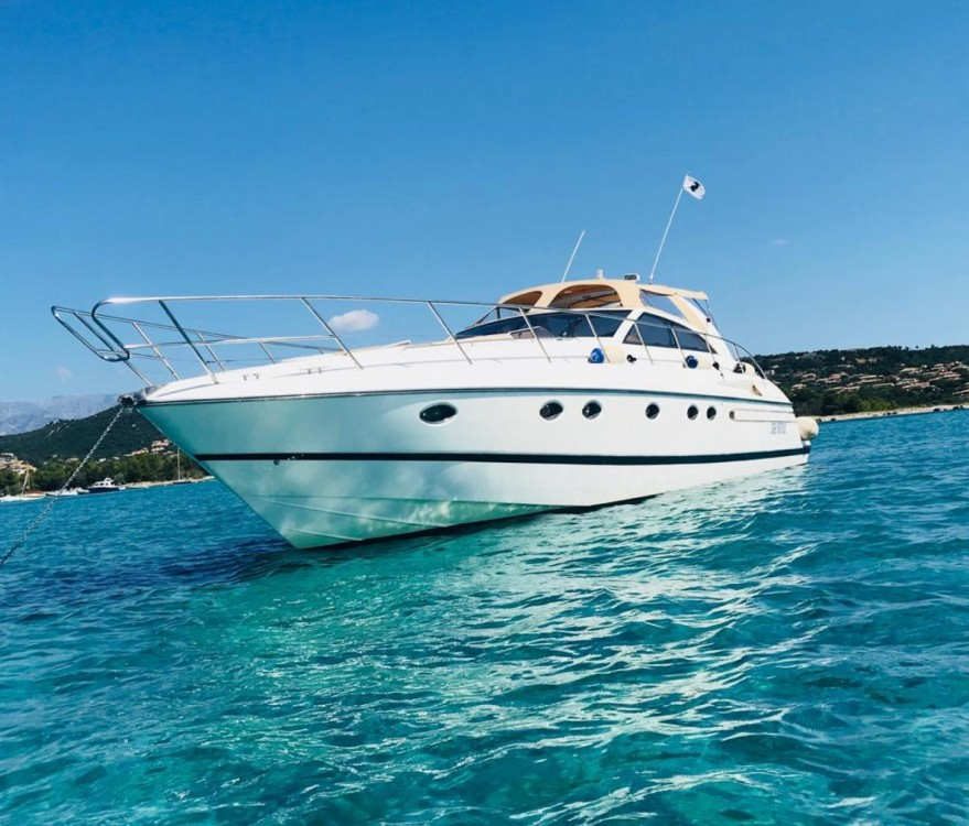 Princess V55 between personal and professional Saint-Tropez