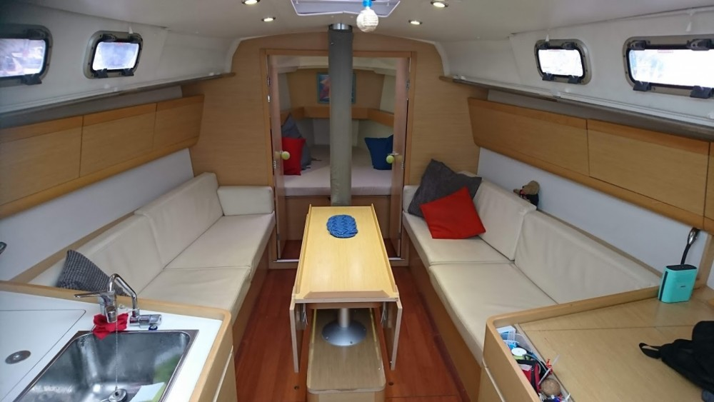 Bénéteau First 35 between personal and professional Southampton