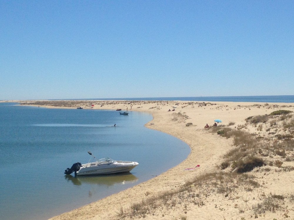 Boat rental Faro cheap Lagoon 400 S2