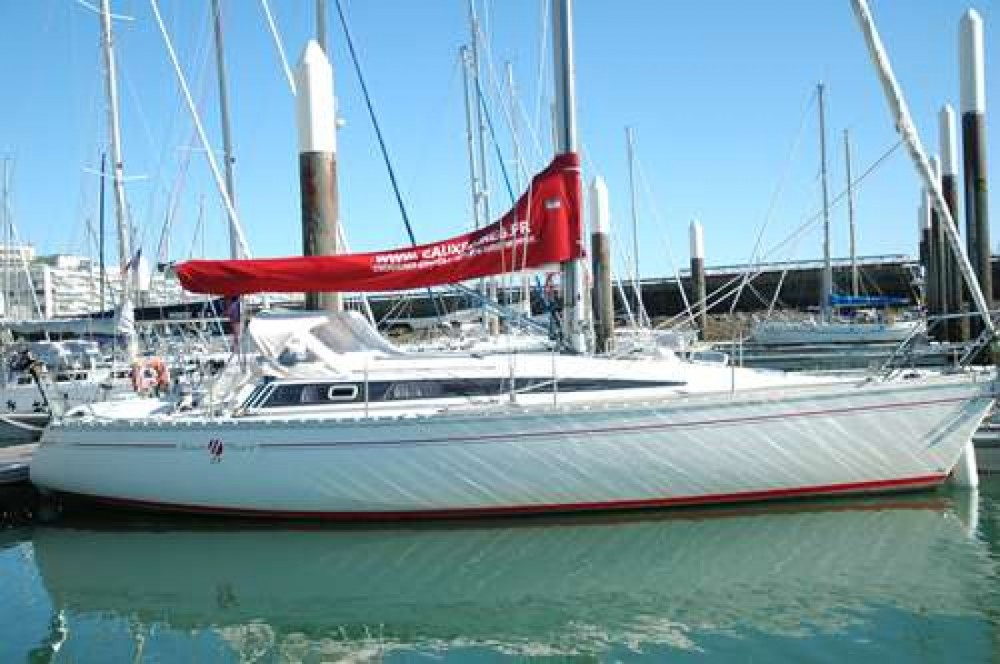 Rental yacht Le Havre - Jeanneau Sun Fast 39 on SamBoat